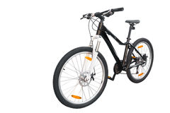 Bicyclette femelle Photos libres de droits
