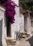 Bicyclette, Fethiye photographie stock