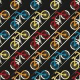 Bicyclettes Photo stock