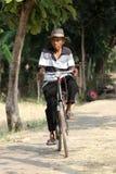 Bicyclettes Photos libres de droits