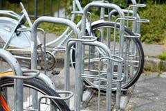 Bicyclettes Photographie stock libre de droits