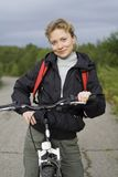 Bicycling Stock Image