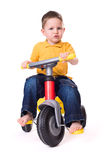 Bicycling Royalty Free Stock Photos