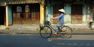bicycling photo stock