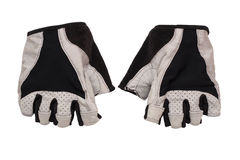 Bicycling gloves Royalty Free Stock Photo