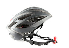 Bicycling helmet Royalty Free Stock Photography