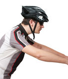 Bicyclist Royalty Free Stock Images