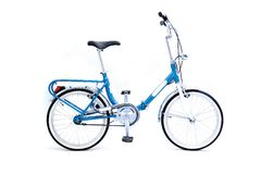 bicykl odizolowywający Obrazy Stock