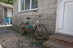 Bicykl produkujący Kijowski rośliny ` Ardis ` Zdjęcia Stock