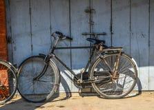 Bicykl przy Hoi Antyczny miasteczko zdjęcie royalty free