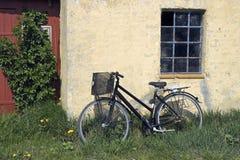 bicykl stary obrazy stock