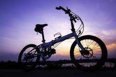Bicykl w naturze Obrazy Royalty Free