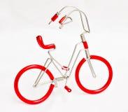 Bicykl zabawka Zdjęcia Royalty Free
