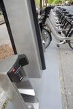 bicykle jawni Fotografia Stock