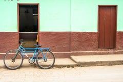 Bicyklu park Zdjęcia Stock