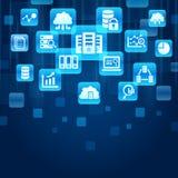Bid Data concept Stock Photos