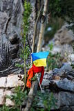 Bid voor de Oekraïne Royalty-vrije Stock Fotografie