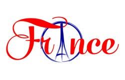 Bid voor Parijs, 13 November 2015 Abstract creatief concepten vectorbeeld Voor het malplaatjeontwerp van de kunstillustratie Stock Afbeeldingen
