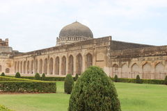Bidar fort Royaltyfri Bild