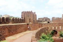 Bidar Fort Stock Image