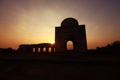Bidar fort entrance, India Stock Image