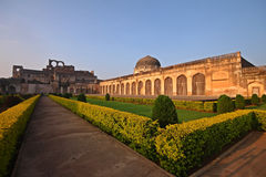 Bidar fort Royalty Free Stock Image