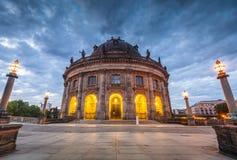 Bidat museum, Berlin, Tyskland Royaltyfri Fotografi