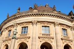 Bidat museum i Berlin, Tyskland Arkivbild