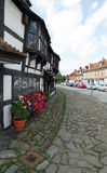 Biddenden village  High Street. Stock Photography