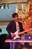 Biddy & Ken Hayashida Fotos de Stock