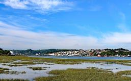 Bideford, Devon del norte, Inglaterra Imagenes de archivo