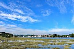 Bideford, Nord-Devon, England Lizenzfreies Stockbild