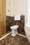 Bidet in luxury bathroom interior Stock Photo