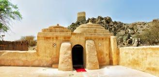 Bidiyah-Moschee Lizenzfreie Stockbilder