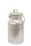 Bidon de lait photographie stock libre de droits
