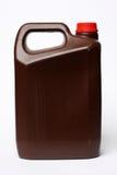 Bidon de pétrole Photo stock