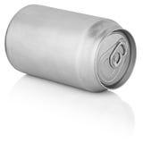 Bidon en aluminium Photos stock