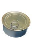 Bidon en aluminium Image stock