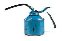 Bidon modifié de pétrole Images stock