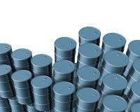 Bidons à pétrole neufs Photo libre de droits