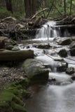 bieżącej wody. Fotografia Royalty Free