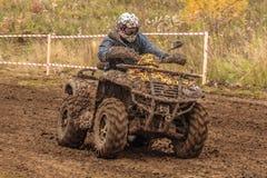 bieżny ATV Fotografia Stock