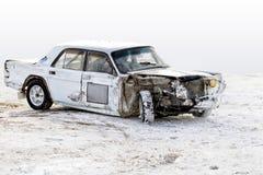 Bieżny samochód zdjęcia stock