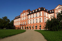 Biebrich Palace in Wiesbaden Stock Images