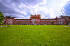 Biebrich Palace in Wiesbaden Royalty Free Stock Photography