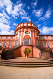 Biebrich Palace in Wiesbaden Stock Photo