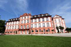 Biebrich Palace in Wiesbaden Stock Photo
