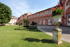 Biebrich Palace in Wiesbaden Royalty Free Stock Image