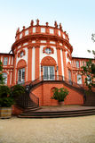 Biebrich Palast in Wiesbaden Stockfoto