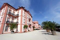 Biebrich Palast in Wiesbaden Stockfotografie